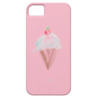 It hoists Creamy iPhone 5 Cases