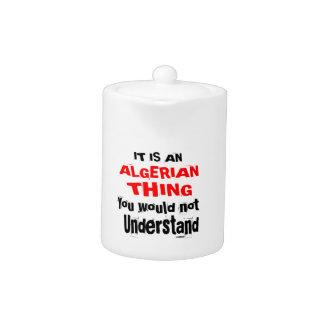 It Is ALGERIAN Thing Designs