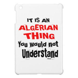 It Is ALGERIAN Thing Designs iPad Mini Case
