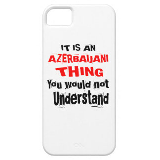 IT IS AZERBAIJANI THING DESIGNS iPhone 5 COVERS