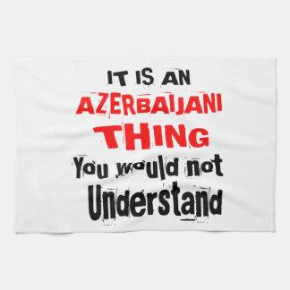 IT IS AZERBAIJANI THING DESIGNS KITCHEN TOWEL