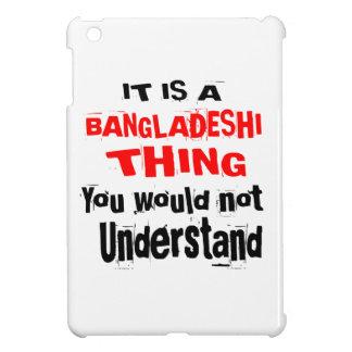 IT IS BANGLADESHI THING DESIGNS iPad MINI CASES
