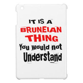 IT IS BRUNEIAN THING DESIGNS iPad MINI COVERS