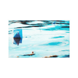 It is canvas print