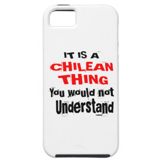 IT IS CHILEAN THING DESIGNS iPhone 5 COVERS