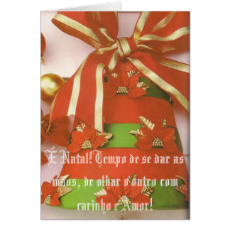 It is Christmas! Greeting Card