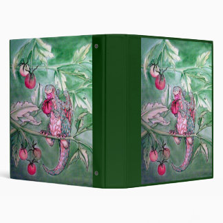 It Is Delicious Dragon Vinyl Binders