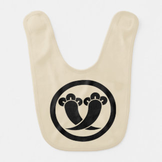 It is different to the circle, the clove bib
