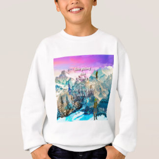 It is difficult to understand everything sweatshirt