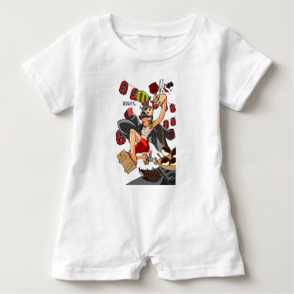 It is enterprise, it is shallow! English story Baby Romper