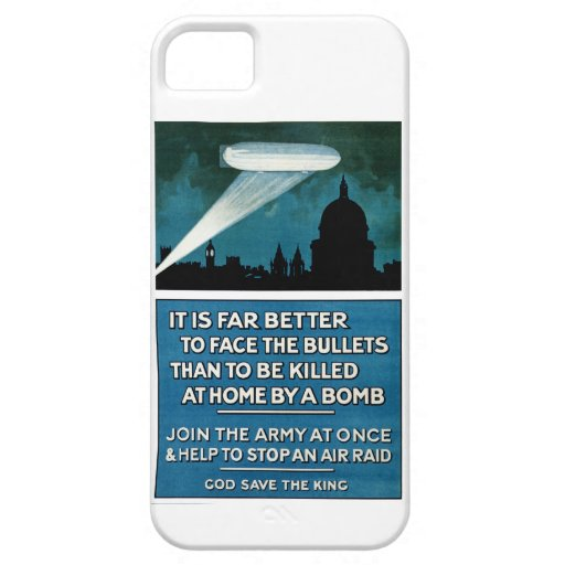 It Is Far Better to Face The Bullets... iPhone 5 Case