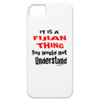 IT IS FIJIAN THING DESIGNS iPhone 5 COVERS
