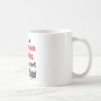 IT IS GAMBIAN THING DESIGNS COFFEE MUG