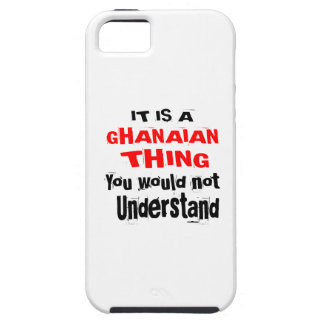 IT IS GHANAIAN THING DESIGNS iPhone 5 COVERS