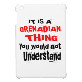 IT IS GRENADIAN THING DESIGNS iPad MINI CASES