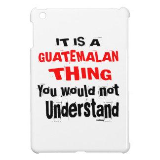 IT IS GUATEMALAN THING DESIGNS iPad MINI CASE