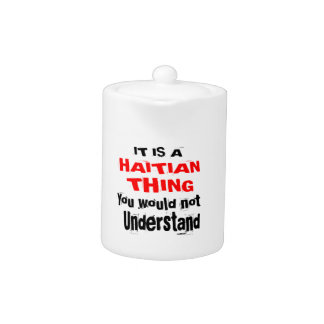IT IS HAITIAN THING DESIGNS