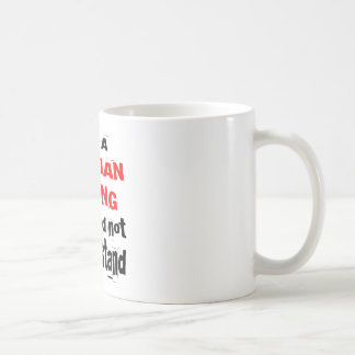 IT IS HAITIAN THING DESIGNS COFFEE MUG