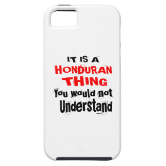 IT IS HONDURAN THING DESIGNS iPhone 5 CASES