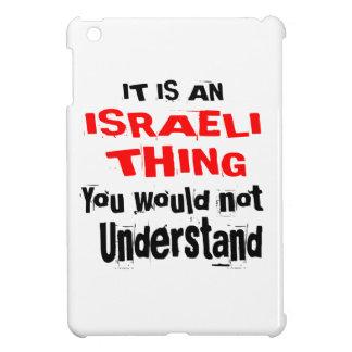 IT IS ISRAELI THING DESIGNS iPad MINI CASE