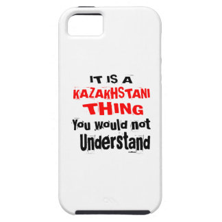 IT IS KAZAKHSTANI THING DESIGNS iPhone 5 COVER