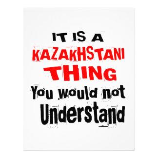 IT IS KAZAKHSTANI THING DESIGNS LETTERHEAD