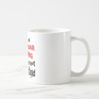 IT IS KOSOVAR THING DESIGNS COFFEE MUG