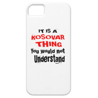 IT IS KOSOVAR THING DESIGNS iPhone 5 CASES