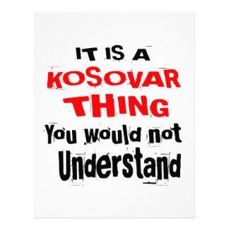 IT IS KOSOVAR THING DESIGNS LETTERHEAD