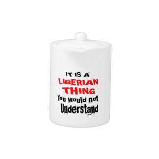 IT IS LIBERIAN THING DESIGNS