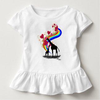 It is lovely dream of the giraffe toddler t-shirt