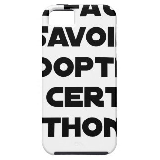 IT IS NECESSARY TO KNOW TO ADOPT A CERTAIN TUNA CASE FOR THE iPhone 5