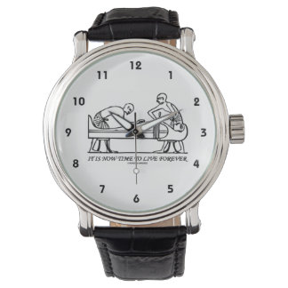 It Is Now Time To Live Forever Egyptian Embalming Wristwatches