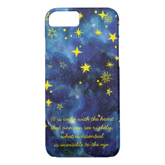 It is only with the heart that one can see rightly iPhone 8/7 case
