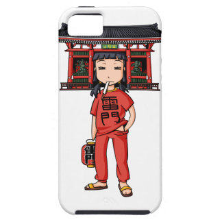 It is shallow child which is the dispatch employee iPhone 5 case