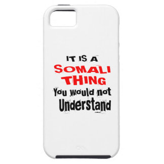 IT IS SOMALI THING DESIGNS CASE FOR THE iPhone 5