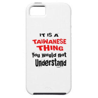 IT IS TAIWANESE THING DESIGNS iPhone 5 COVERS