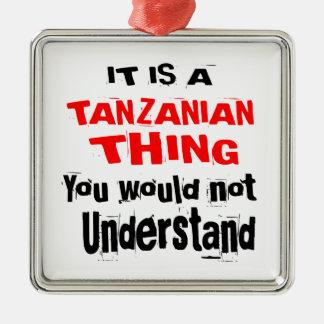 IT IS TANZANIAN THING DESIGNS METAL ORNAMENT