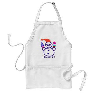 It is tasty apron
