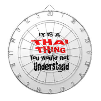 IT IS THAI THING DESIGNS DARTBOARD