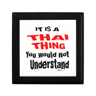 IT IS THAI THING DESIGNS GIFT BOX