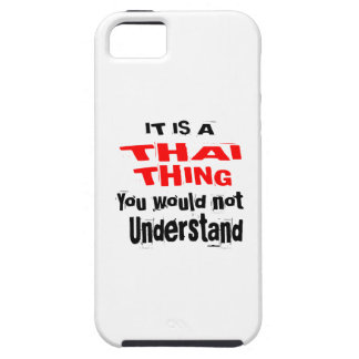IT IS THAI THING DESIGNS iPhone 5 COVERS