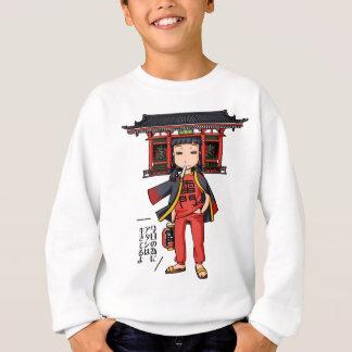 It is the celebration, it is shallow! English Sweatshirt