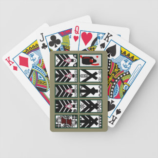 It is, the chi yo or the bu bicycle playing cards