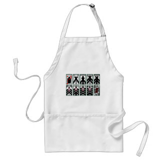 It is, the chi yo or the bu standard apron