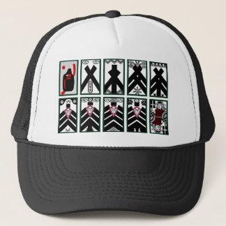 It is, the chi yo or the bu trucker hat