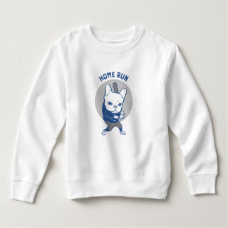 It is time to hit a home run sweatshirt
