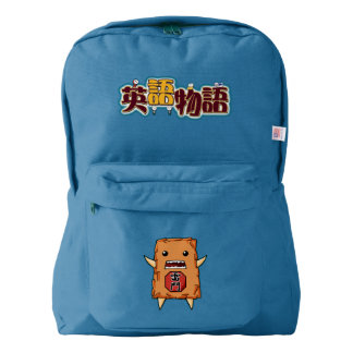 It is to cause the English story Asakusa Tokyo Backpack