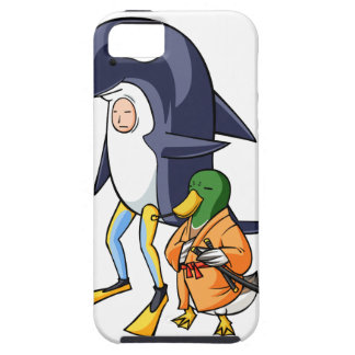 It is turn! Duck teacher! English story Kamogawa Case For The iPhone 5