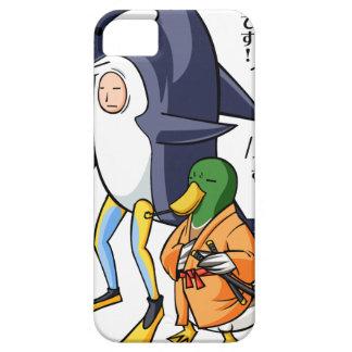 It is turn! Duck teacher! English story Kamogawa iPhone 5 Covers